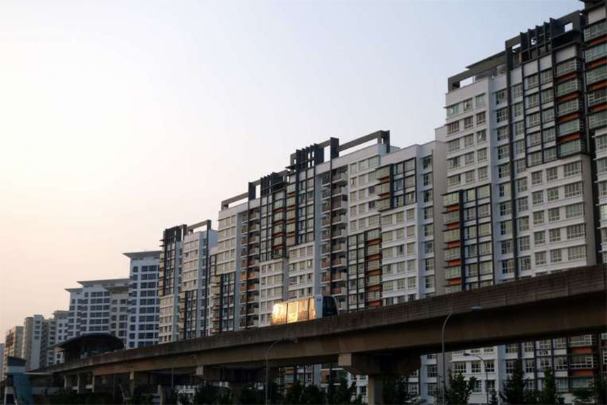 Punggol, Sengkang flats increasing in value